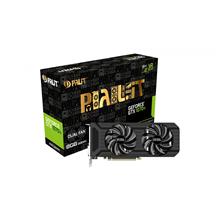 Palit NVIDIA, 8 GB, GeForce GTX 1070 Ti Dual, DVI-D ports quantity 1, Processor frequency 1607 MHz, HDMI ports quantity 1, Memory clock speed 8000 MHz, PCI Express 3.0