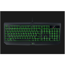 Razer BlackWidow Ultimate - Mechanical Gaming Keyboard - Nordic Layout (GREEN SWITCH) Razer