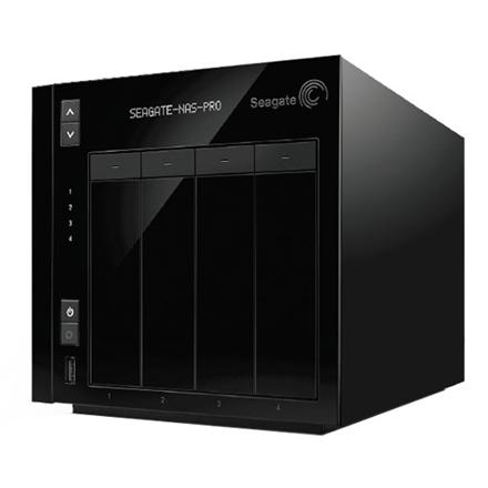 SEAGATE NAS Pro 4-bay 0T (diskless)   2 x Gigabit Ethernet   2 x USB 3.0   1 x USB 2.0   STDE200