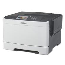 Lexmark Printer CS517de Colour, Laser, A4, Grey