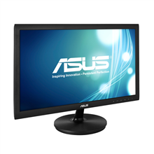 "Asus VS228DE 21.5 "", TN, FHD, 1920 x 1080 pixels, 16:9, 5 ms, 200 cd/m², Black, D-Sub"
