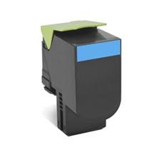 Lexmark 70x Cyan Toner Cartridge High Corporate (3k) for CS310, CS410, CS510