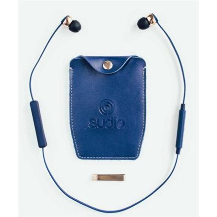Sudio bevielės ausinės VASA-BLA-BLUE Neckband