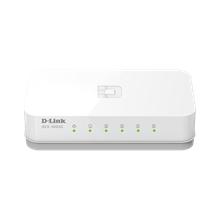 D-LINK DES-1005C, 5-port UTP 10/100Mbps Auto-sensing, Stand-alone, Unmanaged, Palm-top Fast