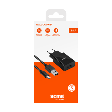 Acme CH211 USB wall charger