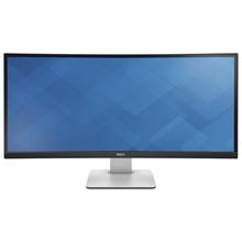 """Dell UltraSharp 34 Curved Ultrawide U3415W 34 """", WQHD, 3440 x 1440 pixels, 21:9, LED, IPS, 8"""
