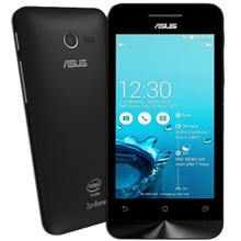 "ASUS ZenFone 4 A450CG-1A094RU Black 4.5"" Gorilla3(800x480), Intel Atom Multi-Core Z2520 Processor 1.2GHz, 1GB DDR2, 8GB storage, WIFI 802.11 b/g/n, Bluetooth 4.0, GPS / A-GPS / GLONASS, Micro SD Card (Up to 64GB), Camera: 0.3M + 8MP, 1750mAh battery, 145g"