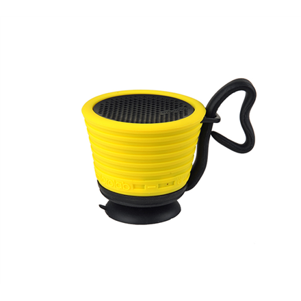 Microlab Mugicup Wireless TWS Bluetooth Speaker 1, 2.5 W, Yellow