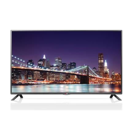 LG 50LB561V 50 Full HD LED 16:9 1920x1080  HDMIx2,USBx1,Scart,LAN Vesa Speakers Black