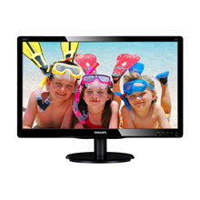 "PHILIPS 200V4LAB2/00 19.5"" W-LED/16:9/1600x900/200cdm2/5ms"
