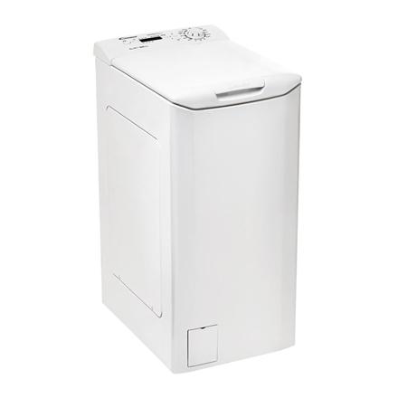 Candy Washing mashine CLT 360L-S Top loading, Washing capacity 6 kg, 1000 RPM, A+++, Depth 60 cm, Width 40 cm, White