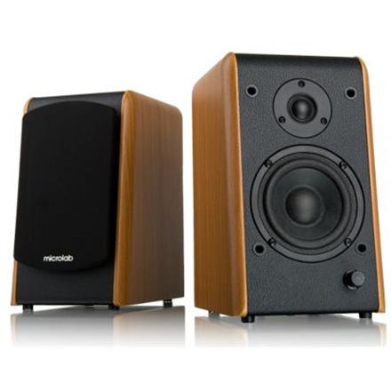 Microlab B-77 2.0 Speakers/ 48W RMS (14Wx2+10Wx2)