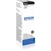 Epson T6731 Ink bottle 70ml Ink Cartridge, Black
