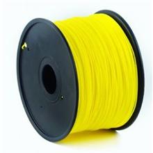 Flashforge ABS plastic filament 1.75 mm diameter, 1kg/spool, Yellow