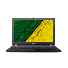 "Acer Aspire ES ES1-572 Black, 15.6 "", HD, 1366 x 768 pixels, Matt, Intel Core i5, i5-7200U, 4"