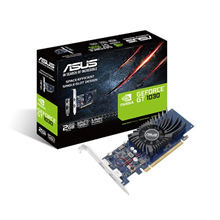 Asus NVIDIA, 2 GB, GeForce GT 1030, GDDR5, PCI Express 3.0, Processor frequency 1266 MHz, Memory