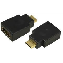 Logilink AH0009 adapter, HDMI Adapter, HDMI / HDMI Mini, AF to CM
