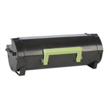 Lexmark 502XE Black Extra High Yield Corporate Toner Cartridge (10K) for MS410d, MS410dn, MS510dn, MS610dn, MS610de