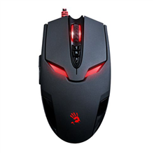 A4Tech Gaming mouse V4MA Bloody Wired, No, Black,