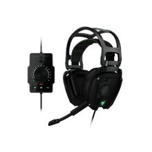 Razer Analog / Digital Gaming Headset Tiamat 7.1 V2 USB, Built-in microphone, Black