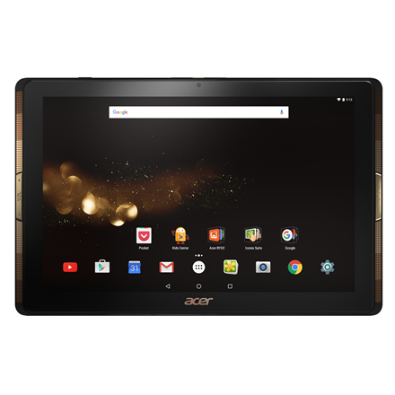 Acer Iconia Tab 10 A3-A40 10.1 , Black, Multi-touch, IPS, 1920x1200 pixels, MTK, MT8163V A, 2 GB, DDR3L, 32 GB, Bluetooth, 4.0, 802.11 a b g n, Front camera, 2 MP, Rear camera, 5 MP, Android, 6.0, Warranty 12 month(s)