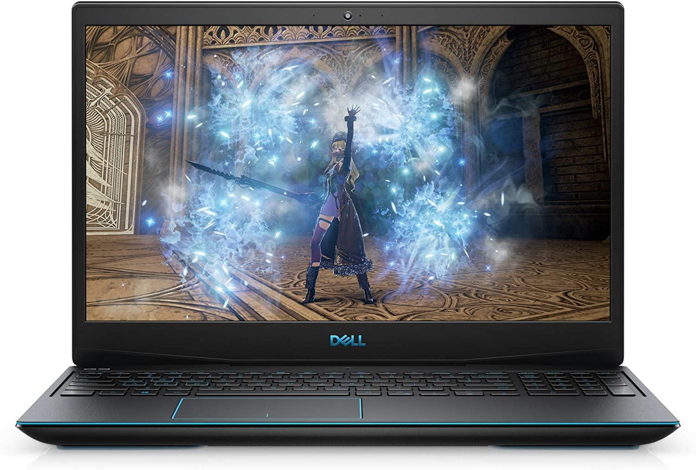 Dell  G3 15 3500 Black/Blue logo