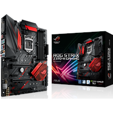 Asus OG STRIX Z370-H GAMING Processor family Intel, Processor socket LGA1151, DDR4, Memory slots 4, Supported hard disk drive interfaces SATA, M.2, Number of SATA connectors 6, Chipset Intel Z, ATX