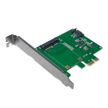 Logilink PC0077 PCI-Express Card, 1x mSATA SSD + 1x SATA HDD