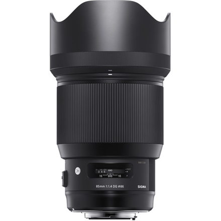 Sigma 85mm f 1.4 DG HSM Art Canon