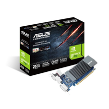 Asus NVIDIA, 1 GB, GeForce GT 710, GDDR5, PCI Express 2.0, Cooling type Passive, Processor