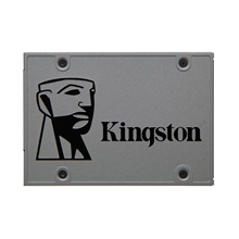 "Kingston SSDNow UV500 120 GB, SSD form factor 2.5"", SSD interface SATA, Write speed 320 MB/s,"