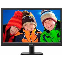 """PHILIPS 193V5LSB2 18.5"""" WLED LCD 1366x768 (16:9) / 200cdqm / 10M:1 (typ 700:1)/ 5ms / 90º"""
