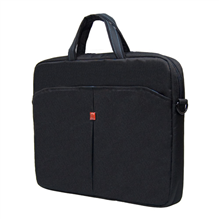 "Continent Netbook brief CC-013 for 13"" (Black) / Nylon-Polyester / Interior: 34 x 25 x 3.5 cm"