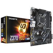 Gigabyte Z370 HD3 1.0 Processor family Intel, Processor socket LGA1151, DDR4 DIMM, Memory slots 4, Chipset Intel Z, ATX