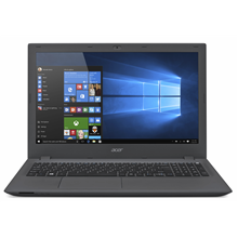 "Acer Aspire E E5-532 15.6"" HD LED N3050/ 2GB DDR3/ 500GB HDD/ Intel HD/ no DVD/ AC/ BT/ HDMI/ 4 cell batt./ Camera/ 1xUSB2.0, 2xUSB3.0/ SD reader/ Linux/ Iron/ Eng-Rus kbd"