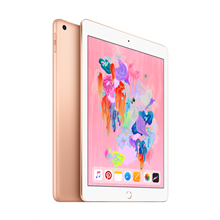 iPad Wi-Fi 128GB - Gold 6th gen