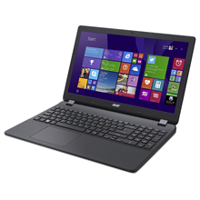 "Acer Aspire ES ES1-571 15.6"" HD LED i3-5005U/ 4GB DDR3/ 500GB HDD/ Intel HD/ DVD SM/ BGN/ BT/ HDMI/ 3 cell batt./ Webcamera/ 2xUSB 2.0, 1xUSB 3.0/ SD reader/ Linux/ Black/ Eng- Rus kbd"