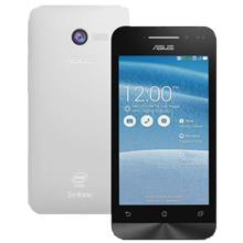 "ASUS ZenFone 4 A450CG-1B095RU White 4.5"" Gorilla3(800x480), Intel Atom Multi-Core Z2520 Processor 1.2GHz, PowerVR SGX544MP2, 1GB DDR2, 8GB storage, WIFI 802.11 b/g/n, Bluetooth 4.0, GPS / A-GPS / GLONASS, Micro SD Card (Up to 64GB), Camera: 0.3M + 8MP, 17"