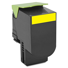 Lexmark 70x Yellow Toner Cartridge High Corporate (3k) for CS310, CS410, CS510
