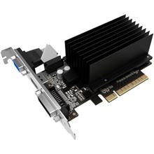 P. NEAT7300HD46-2080H NVIDIA, 2 GB, GeForce GT 730, GDDR3, PCI Express 2.0, Cooling type Passive, Processor frequency 902 MHz, DVI-D ports quantity 1, HDMI ports quantity 1, VGA (D-Sub) ports quantity 1