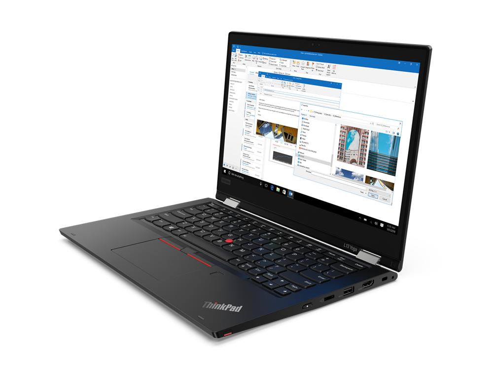 Lenovo  ThinkPad L13 Yoga (Gen 2) Black