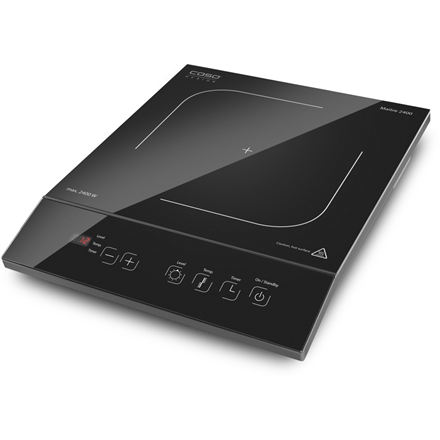 Caso Hob 02230 Number of burners cooking zones 1, Black, Induction, Yes, Yes