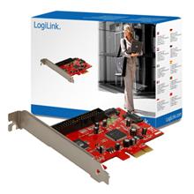 Logilink PCI Express card 2x S-ATA & 1x IDE