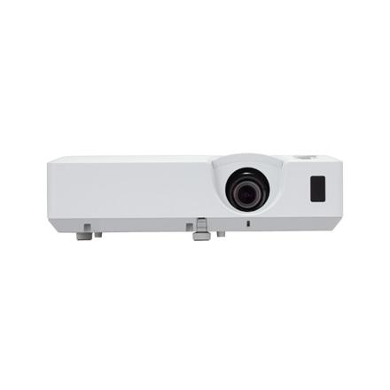 Hitachi CP-EX400 3LCD XGA 4:3 1024x768 4200Lm 2000:1 Zoom1.2x Lamp 5000-10000 VGAx2,HDMI,RCA,Audio in-out 2.9kg White