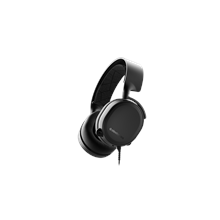 SteelSeries - Arctis 3 gaming headsets, Black (2019 Edition)