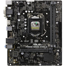 Asus PRIME H310M-R R2.0 Processor family Intel, Processor socket LGA1151, DDR4, Memory slots 2, Chipset Intel H, Micro ATX