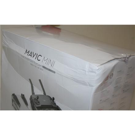 SALE OUT. DJI Mavic Mini Fly More Combo (EU) DJI DAMAGED PACKAGING ONLY