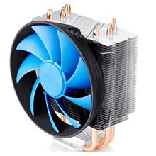 "Deepcool ""Gammaxx 300"" universal cooler, 3 heatpipes, Intel Socket LGA1366 /115x/ 775, 125 W TDP and AMD Socket FMx+/AMx+/940/939/754, 130W TDP"