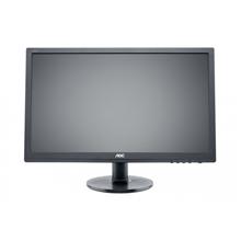 """AOC G2460FQ 24"""", 1920x1080, 16:9, 1000:1, 80M:1, 1ms, D-Sub, DVI, HDMI, black"""