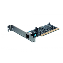 EDNET PCI  LAN card 10/100/1000 Mb/s , Chipset: RTL8110S,